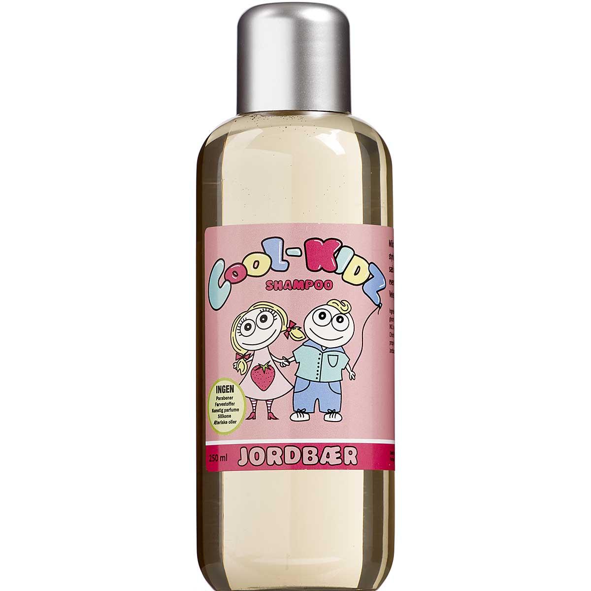 Image of   Jordbær Shampoo